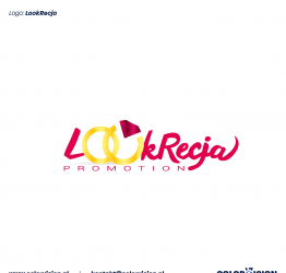 LookRecja promotion logo