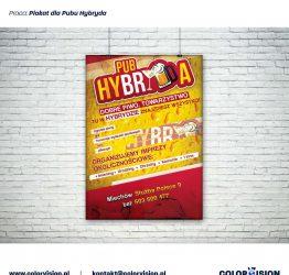 Plakat Hybryda